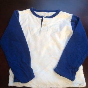 Boy's GAP Long Sleeve Shirt